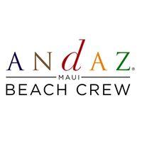 Andaz Beach Crew logo