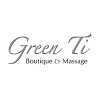 Green Ti Boutique & Massage logo