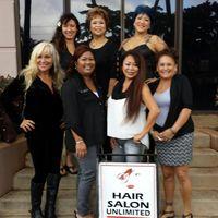 Hair Salon Unlimited logo
