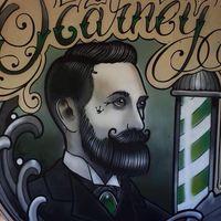 O'Carney'S Barber Shoppe logo