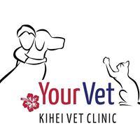 Kihei Veterinary Clinic logo