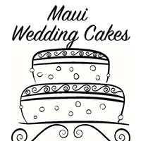 Maui Wedding Cakes logo