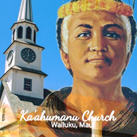 KAAHUMANU CHURCH logo