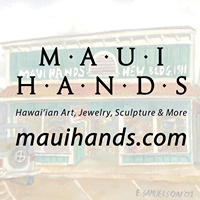 Maui Hands logo