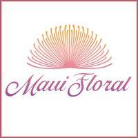 Maui Floral logo