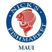 Nick'S Fishmarket Maui logo