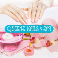 Queen'S Nails & Spa logo
