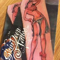 Skin Deep Tattoo logo