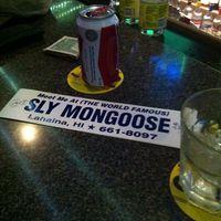 Sly Mongoose logo