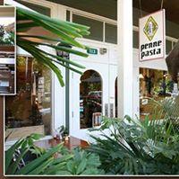 Penne Pasta Cafe logo