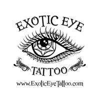Exotic Eye Tattoo logo