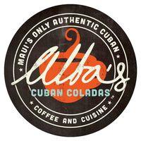 Alba's Cuban Coladas logo