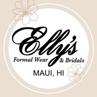 Elly's Formal Wear & Bridals logo