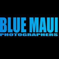 Blue Maui Photographers logo