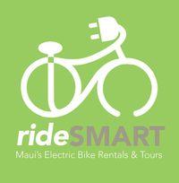 Ridesmart Maui Electric Bikes logo
