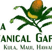 Kula Botanical Garden logo