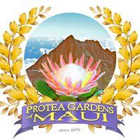 Protea Gardens of Maui logo