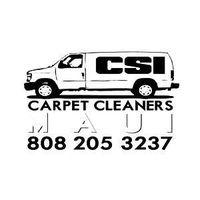 Csi Carpet Cleaners Maui logo