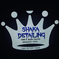Shaka Detailing logo