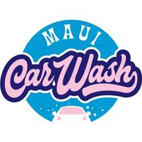 Maui Car Wash logo