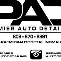 Premier Auto Detailing logo