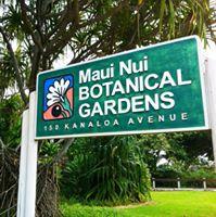 Maui Nui Botanical Gardens logo