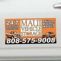 Maui Vehicle Storage logo