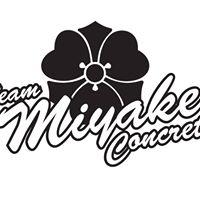 Miyake Concrete Accessories logo