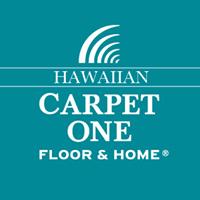 Hawaiian Carpet One Floor & Home logo