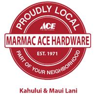 Marmac Ace Hardware logo