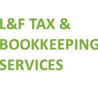 L&F Tax & Bookkeeping Services logo