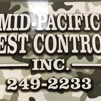 Mid Pacific Pest Control logo