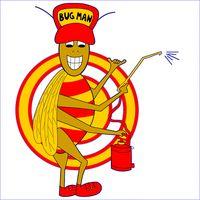 Bug Man Termite & Pest Control logo