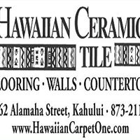 Hawaiian Ceramic Tile logo