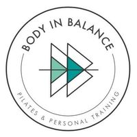 Body in Balance Pilates & Personal Training Studio logo