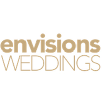 Envisions Weddings logo