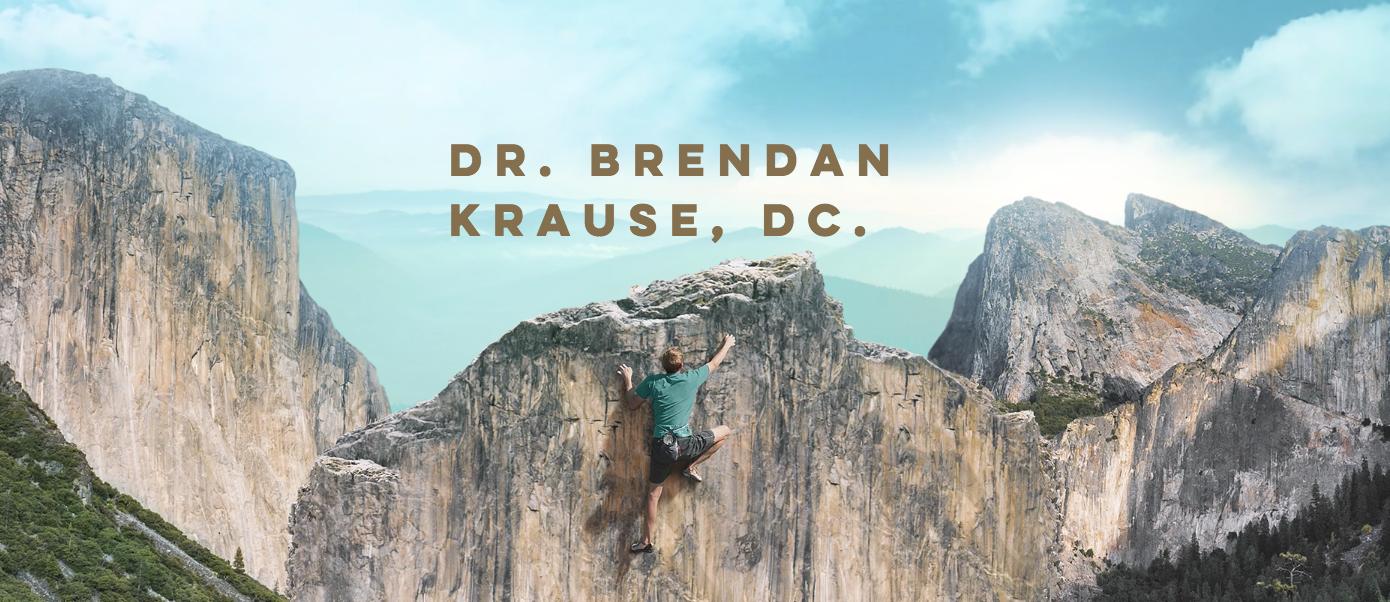 Brendan Krause Dc logo