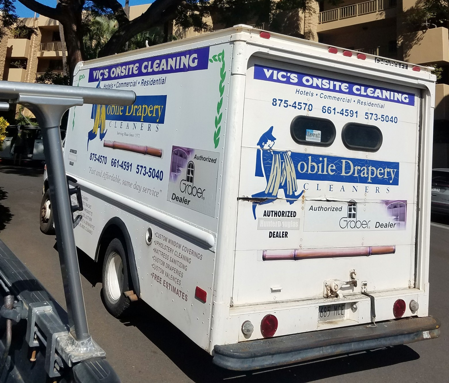 Vic'S On Site Cleaning Svc. Llc logo
