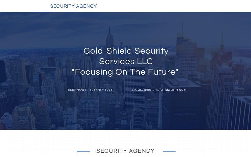 Gold-Shield Security logo