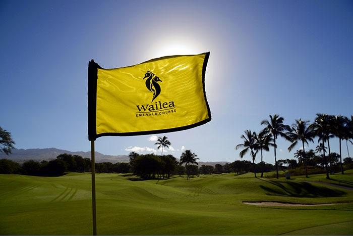 Wailea Blue Golf Club logo