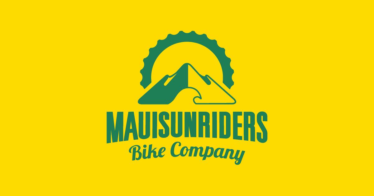 Maui Sunriders Bike logo