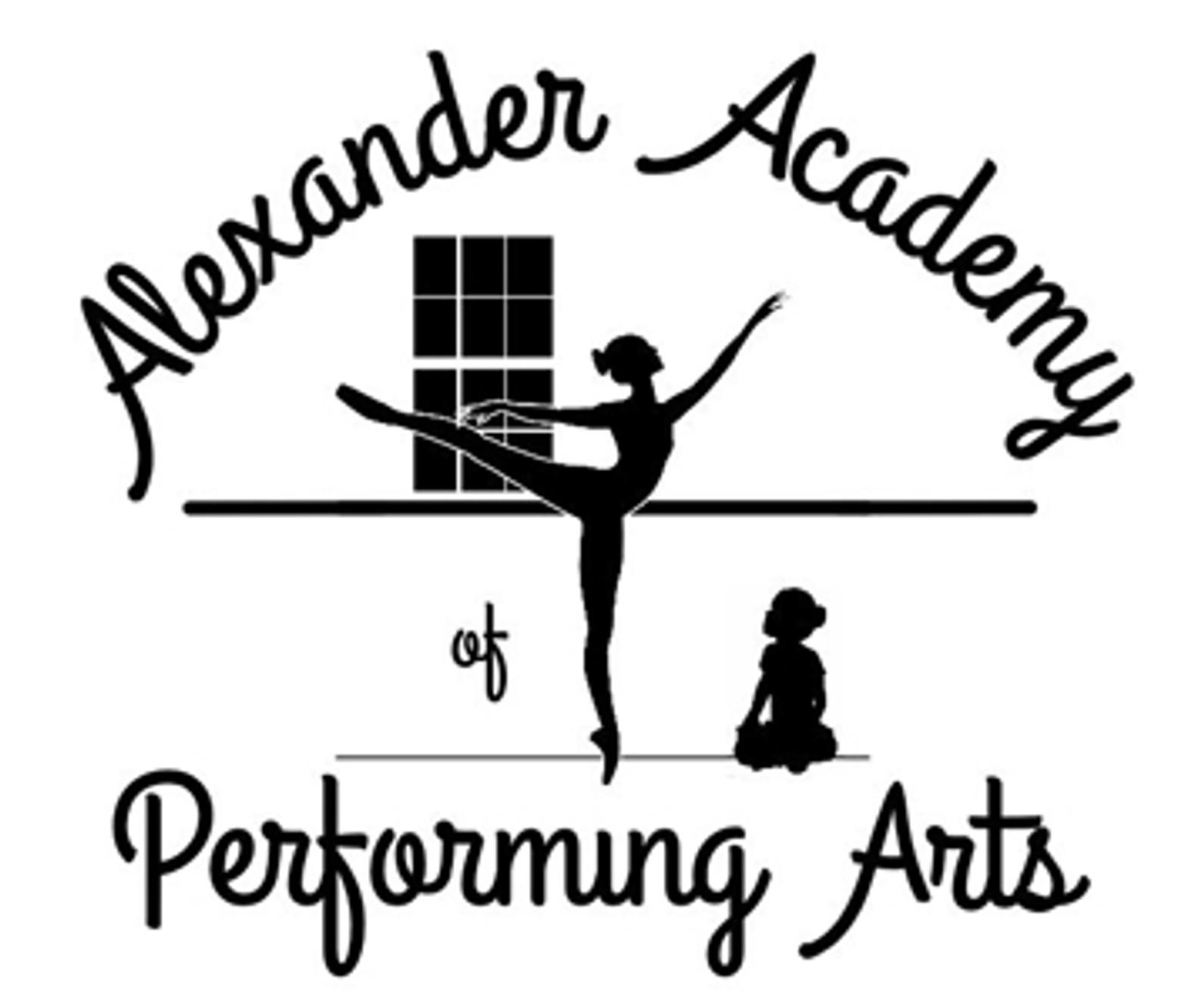 Alexander Academy of Performing Arts logo