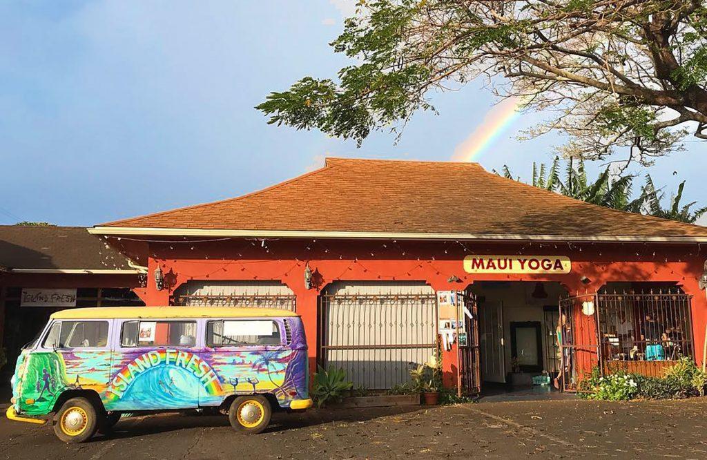 Maui Yoga Shala - Wailea logo