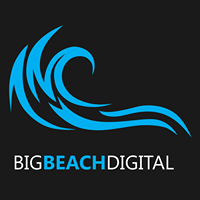 Big Beach Digital logo