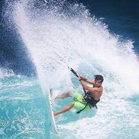 Kite HI - Kiteboarding Maui Hawaii logo