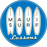 Maui Surf Lessons LLC logo