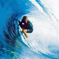 Zack Howard Surf logo