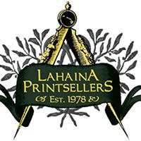 Lahaina Printsellers logo
