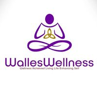 Walles Wellness, Meghan Walles, LCSW logo