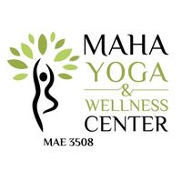 Maha Yoga & Wellness Center logo